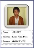 9 Harry